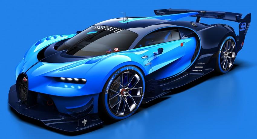Bugatti Chiron performance revealed: 1497 hp, 1500 Nm, 500 kmh