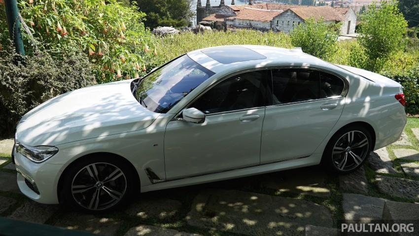 MEGA GALLERY: G11 BMW 7 Series in detail Image #375636
