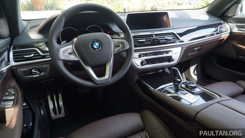 MEGA GALLERY: G11 BMW 7 Series in detail Image #375637