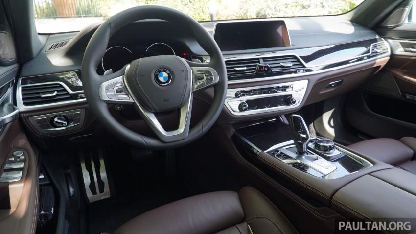 MEGA GALLERY: G11 BMW 7 Series in detail Image #375637