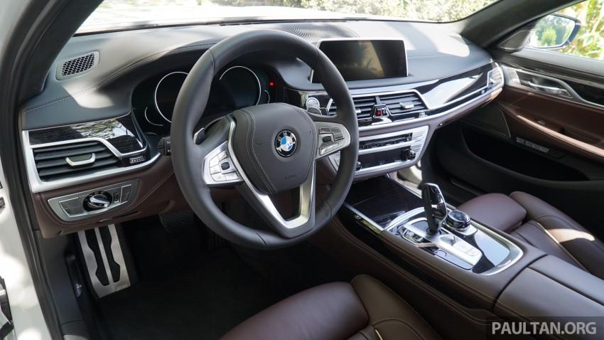 MEGA GALLERY: G11 BMW 7 Series in detail Image #375639