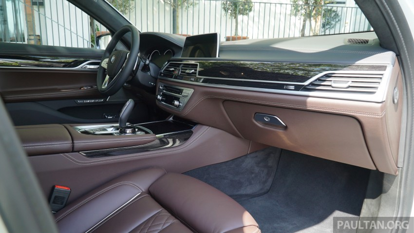 MEGA GALLERY: G11 BMW 7 Series in detail Image #375641