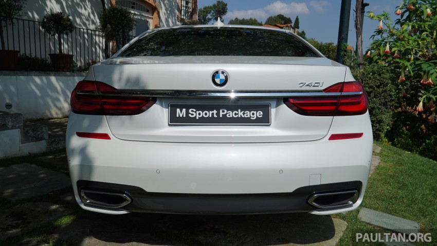 MEGA GALLERY: G11 BMW 7 Series in detail Image #375646