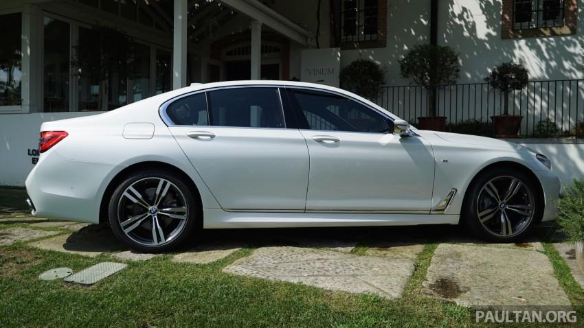 MEGA GALLERY: G11 BMW 7 Series in detail Image #375652