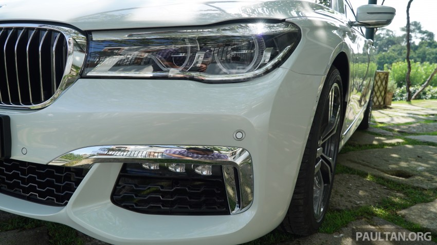MEGA GALLERY: G11 BMW 7 Series in detail Image #375653