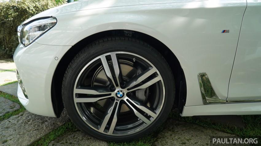 MEGA GALLERY: G11 BMW 7 Series in detail Image #375659