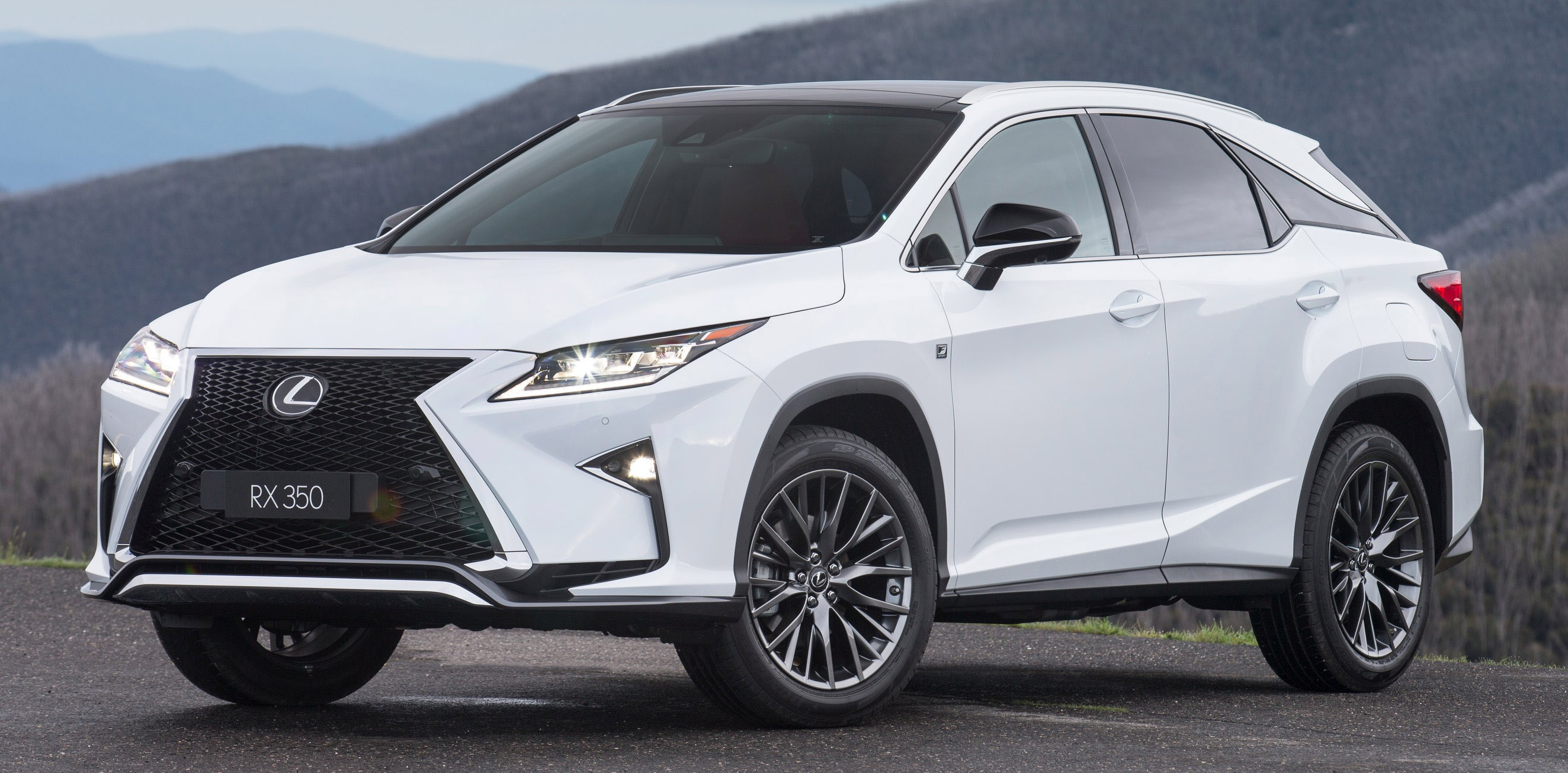 Lexus Rx With Three Rows Coming To Us In 2017 2018
