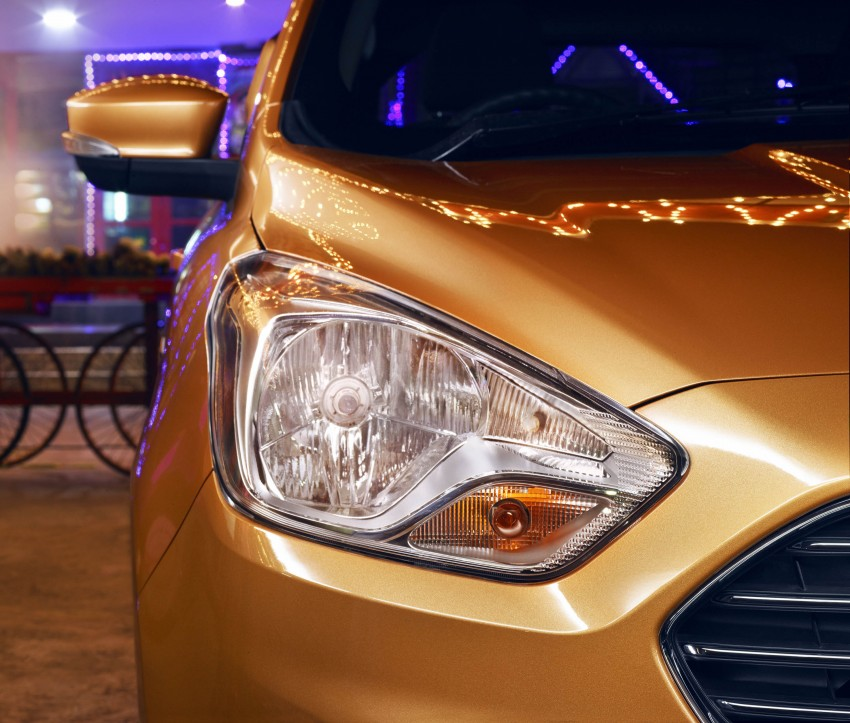 Ford Figo – new global A-segment hatch, from RM28k Image #383160