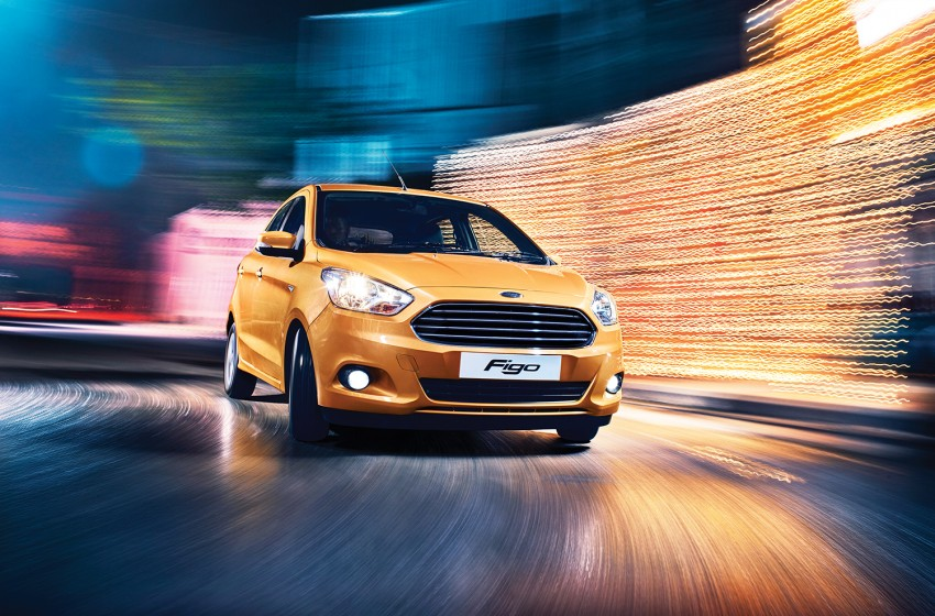 Ford Figo – new global A-segment hatch, from RM28k Image #383133