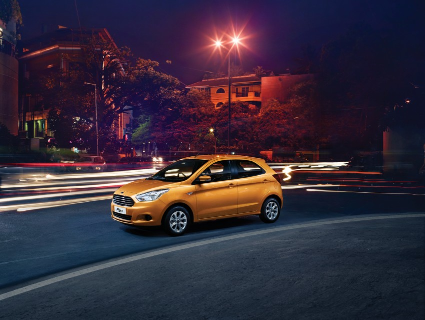 Ford Figo – new global A-segment hatch, from RM28k Image #383134
