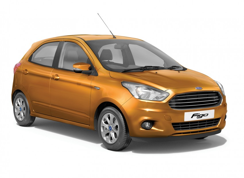 Ford Figo – new global A-segment hatch, from RM28k Image #383135