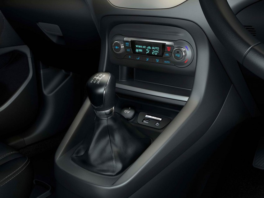 Ford Figo – new global A-segment hatch, from RM28k Image #383139