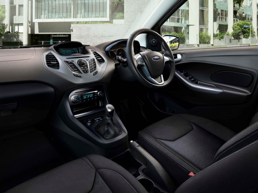 Ford Figo – new global A-segment hatch, from RM28k Image #383142