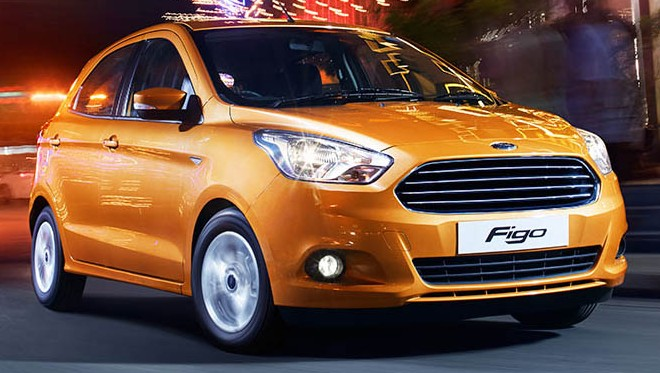 Ford Figo – new global A-segment hatch, from RM28k Image #383143