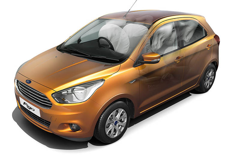 Ford Figo – new global A-segment hatch, from RM28k Image #383145