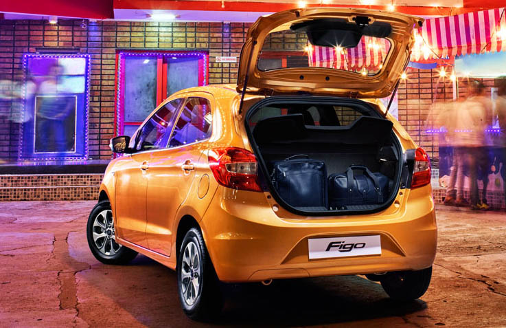 Ford Figo – new global A-segment hatch, from RM28k Image #383146