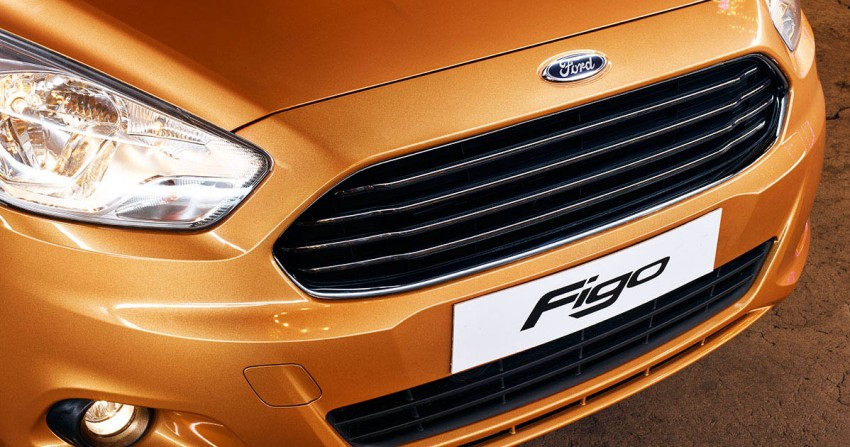 Ford Figo – new global A-segment hatch, from RM28k Image #383149