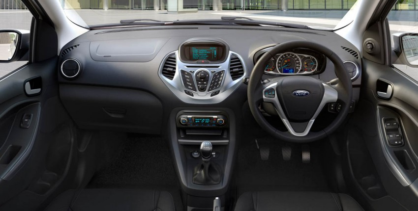 Ford Figo – new global A-segment hatch, from RM28k Image #383151