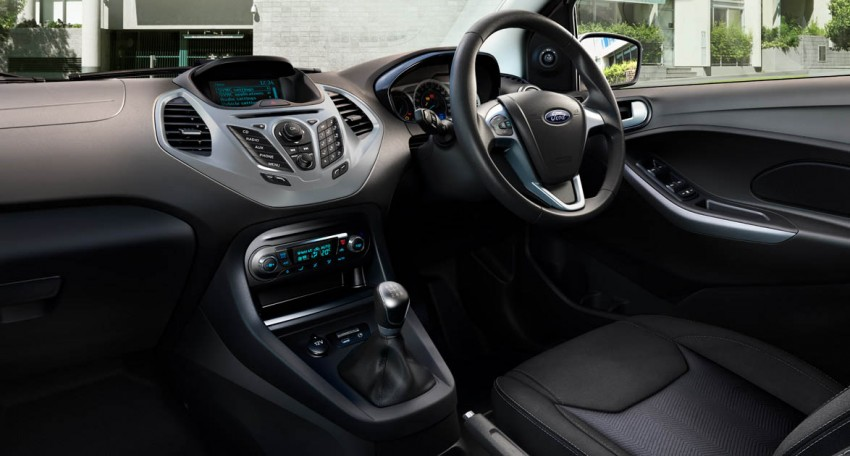 Ford Figo – new global A-segment hatch, from RM28k Image #383152
