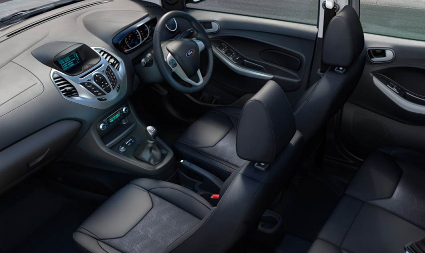 Ford Figo – new global A-segment hatch, from RM28k Image #383153