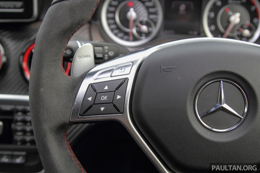 GALLERY: Mercedes-Benz A, CLA and GLA 45 AMG Image #379732