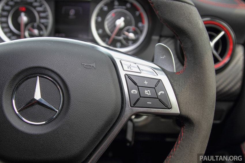 GALLERY: Mercedes-Benz A, CLA and GLA 45 AMG Image #379733