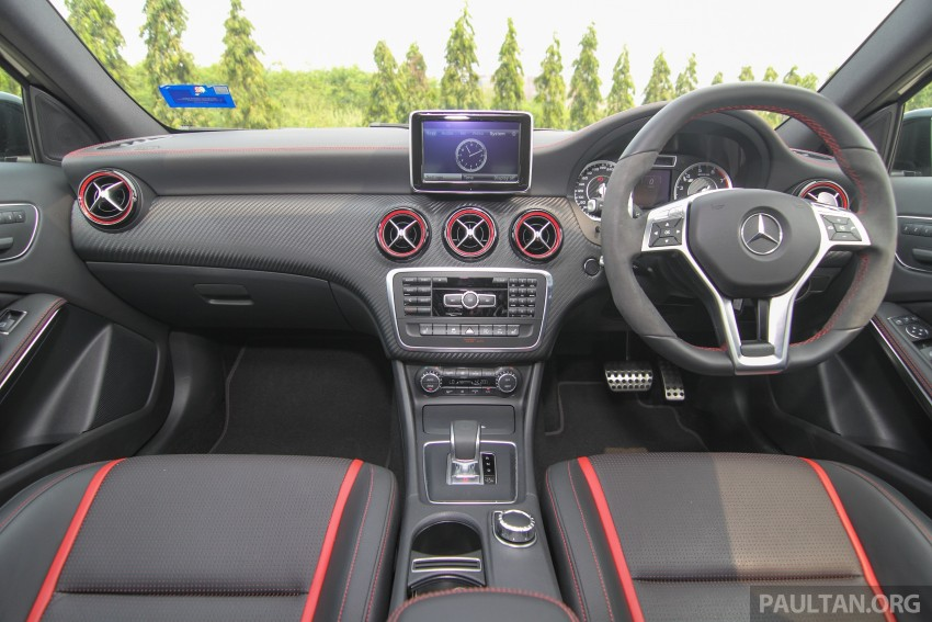 GALLERY: Mercedes-Benz A, CLA and GLA 45 AMG Image #379751