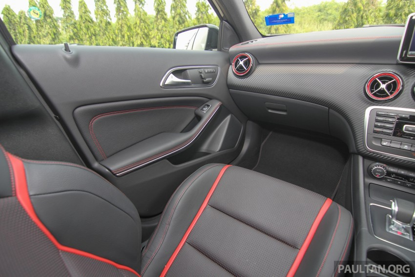 GALLERY: Mercedes-Benz A, CLA and GLA 45 AMG Image #379752