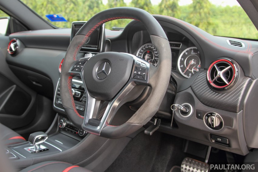 GALLERY: Mercedes-Benz A, CLA and GLA 45 AMG Image #379754
