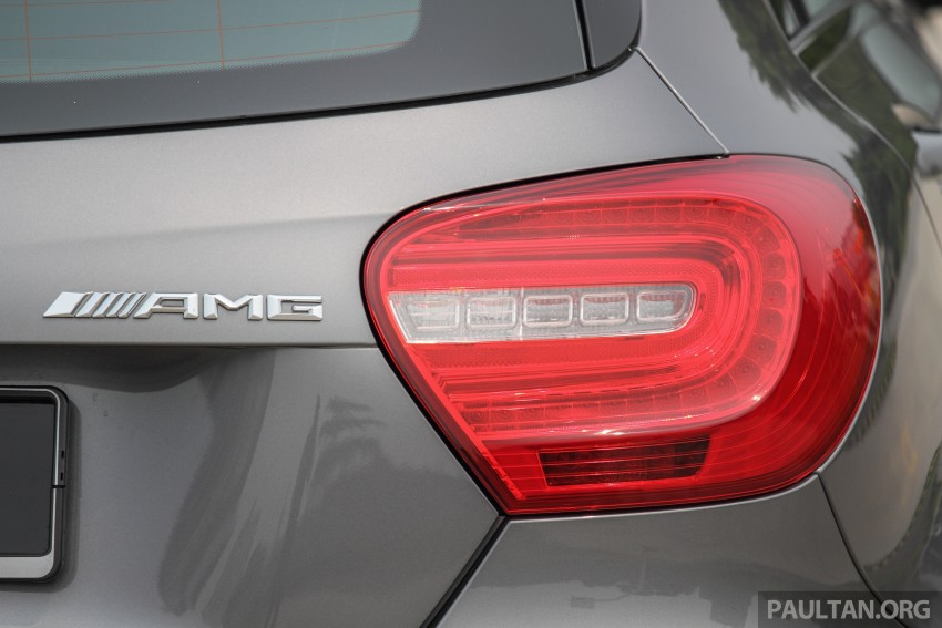 GALLERY: Mercedes-Benz A, CLA and GLA 45 AMG Image #379758