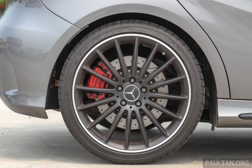 GALLERY: Mercedes-Benz A, CLA and GLA 45 AMG Image #379765