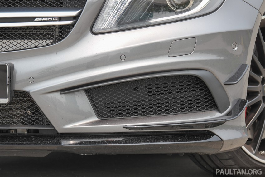 GALLERY: Mercedes-Benz A, CLA and GLA 45 AMG Image #379773
