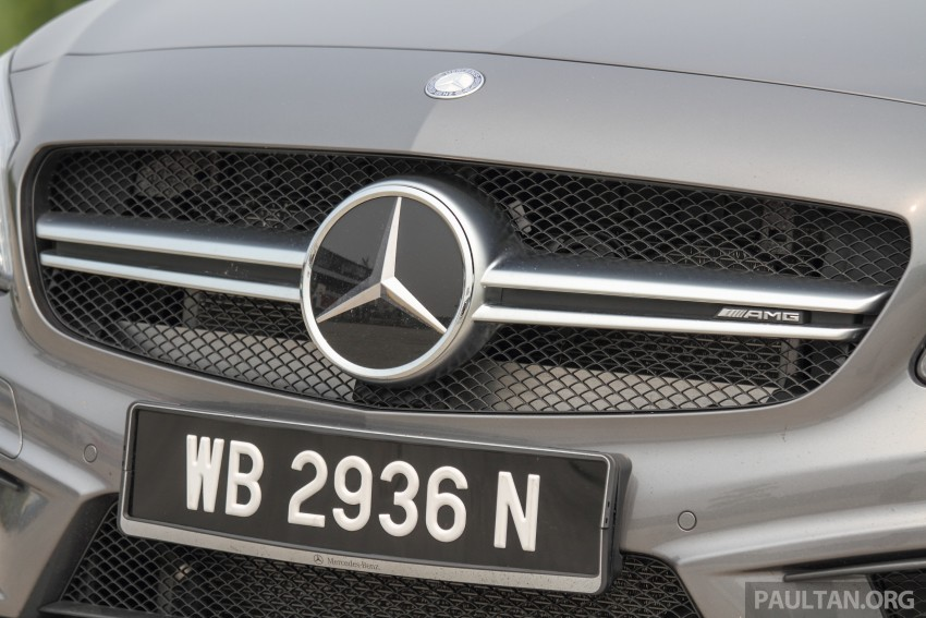 GALLERY: Mercedes-Benz A, CLA and GLA 45 AMG Image #379774