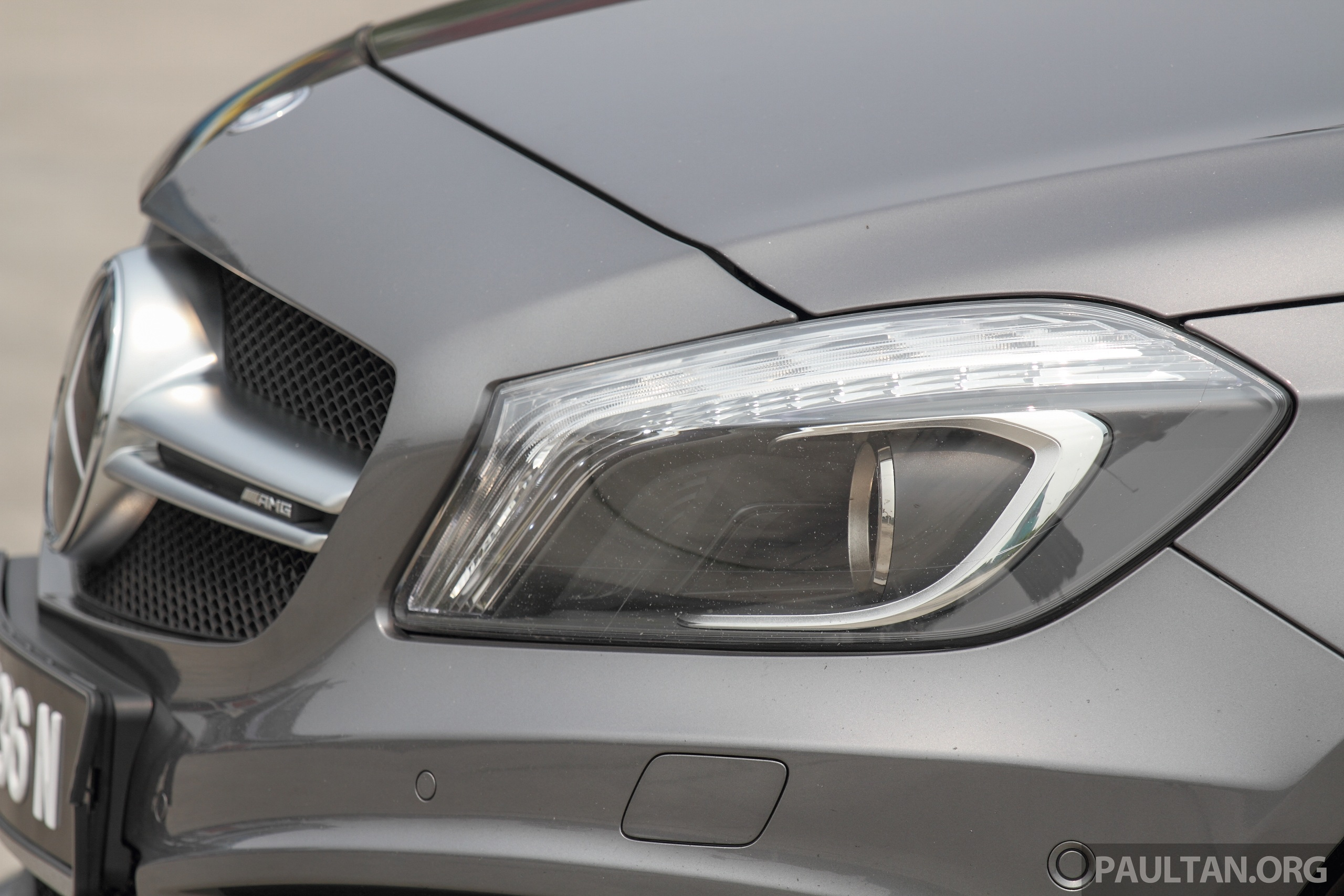 Amg Mercedes Benz >> GALLERY: Mercedes-Benz A, CLA and GLA 45 AMG Paul Tan - Image 379776