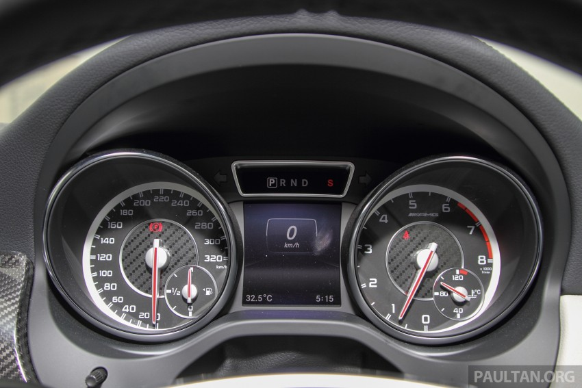 GALLERY: Mercedes-Benz A, CLA and GLA 45 AMG Image #379779