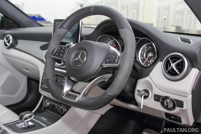 GALLERY: Mercedes-Benz A, CLA and GLA 45 AMG Image #379793