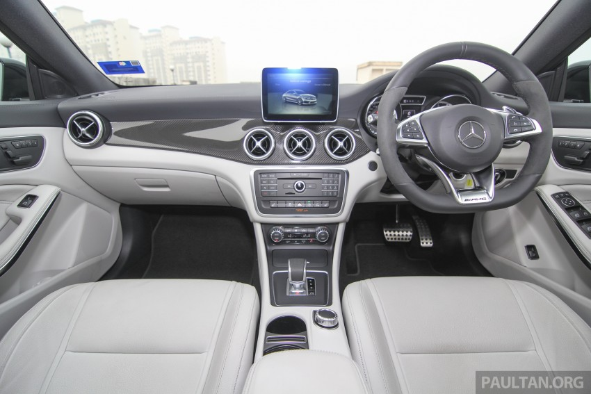 GALLERY: Mercedes-Benz A, CLA and GLA 45 AMG Image #379810