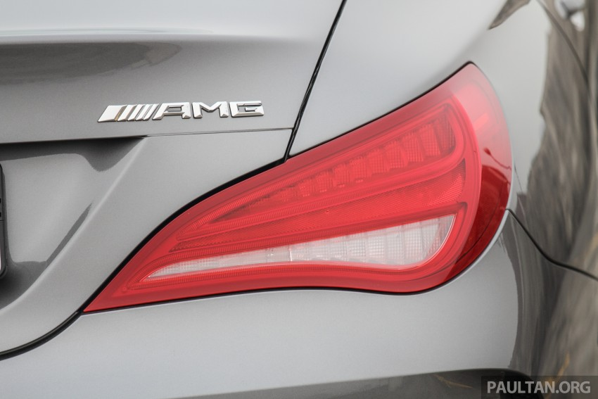 GALLERY: Mercedes-Benz A, CLA and GLA 45 AMG Image #379818