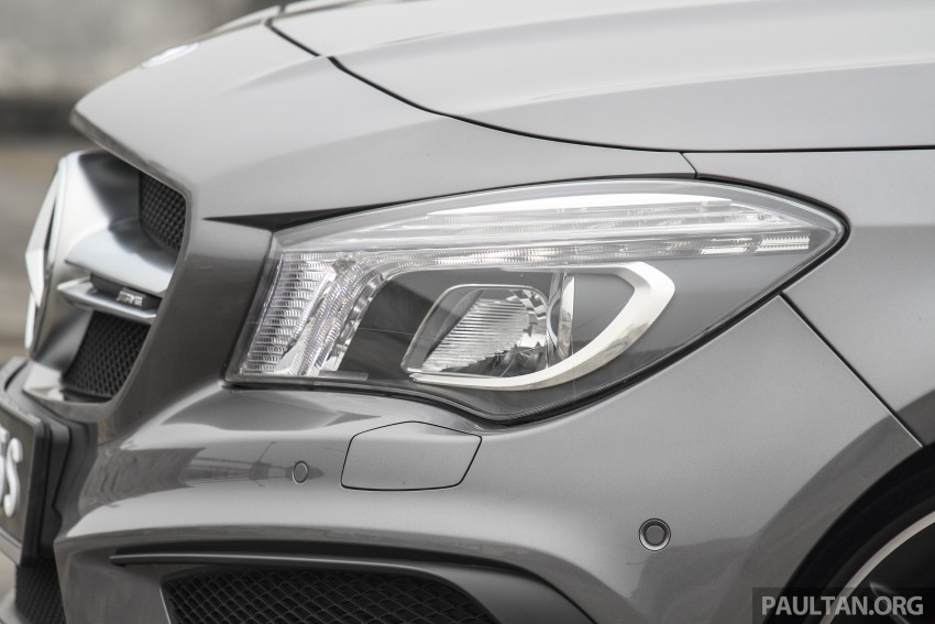 GALLERY: Mercedes-Benz A, CLA and GLA 45 AMG Image #379833