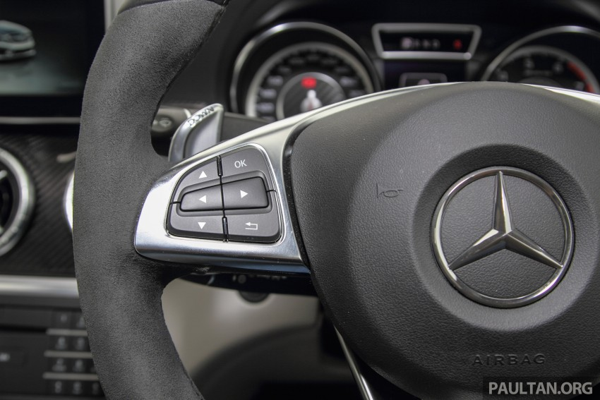 GALLERY: Mercedes-Benz A, CLA and GLA 45 AMG Image #379786