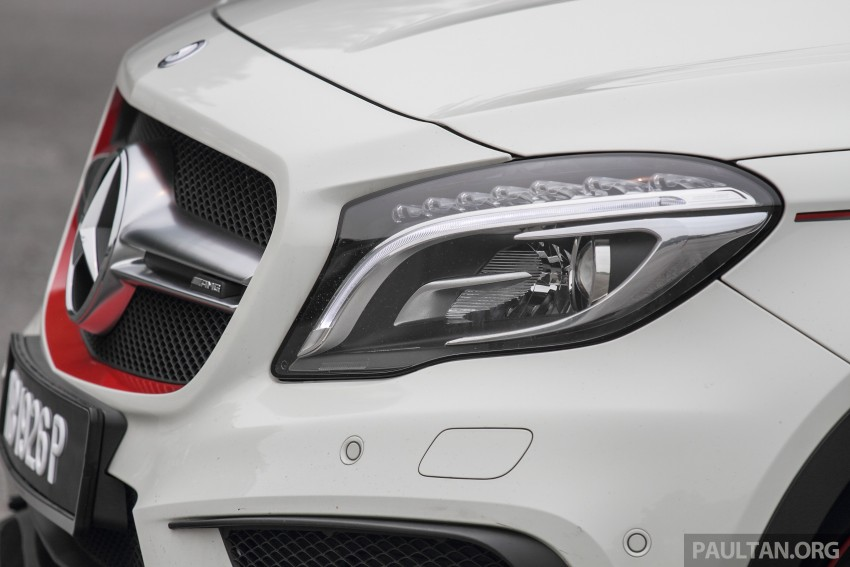 GALLERY: Mercedes-Benz A, CLA and GLA 45 AMG Image #379861