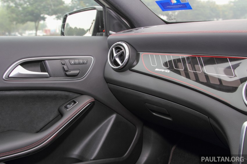 GALLERY: Mercedes-Benz A, CLA and GLA 45 AMG Image #379869