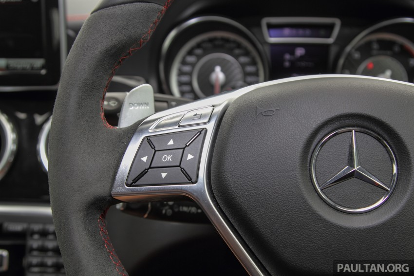 GALLERY: Mercedes-Benz A, CLA and GLA 45 AMG Image #379873