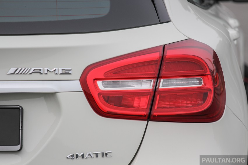 GALLERY: Mercedes-Benz A, CLA and GLA 45 AMG Image #379839