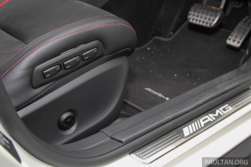 GALLERY: Mercedes-Benz A, CLA and GLA 45 AMG Image #379883