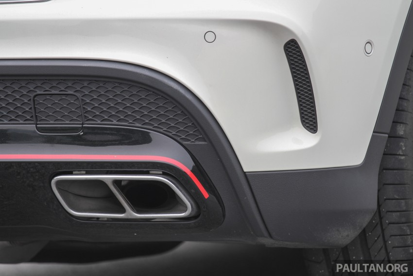GALLERY: Mercedes-Benz A, CLA and GLA 45 AMG Image #379840