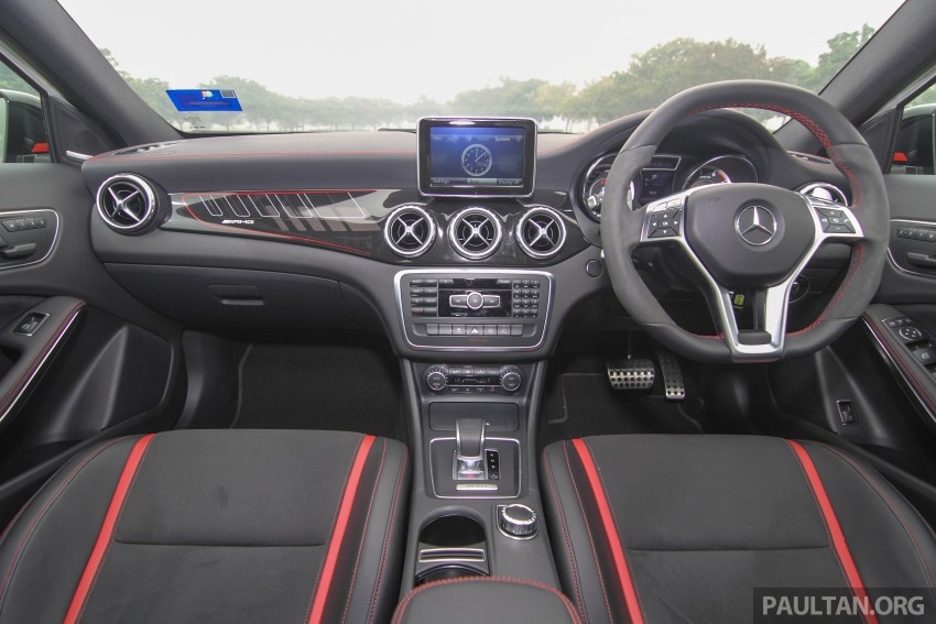 GALLERY: Mercedes-Benz A, CLA and GLA 45 AMG Image #379906