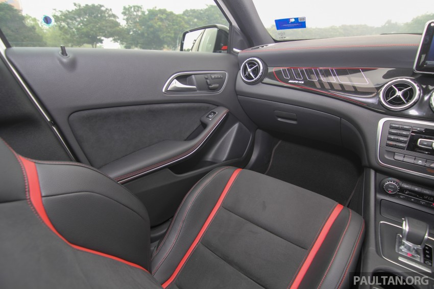 GALLERY: Mercedes-Benz A, CLA and GLA 45 AMG Image #379908