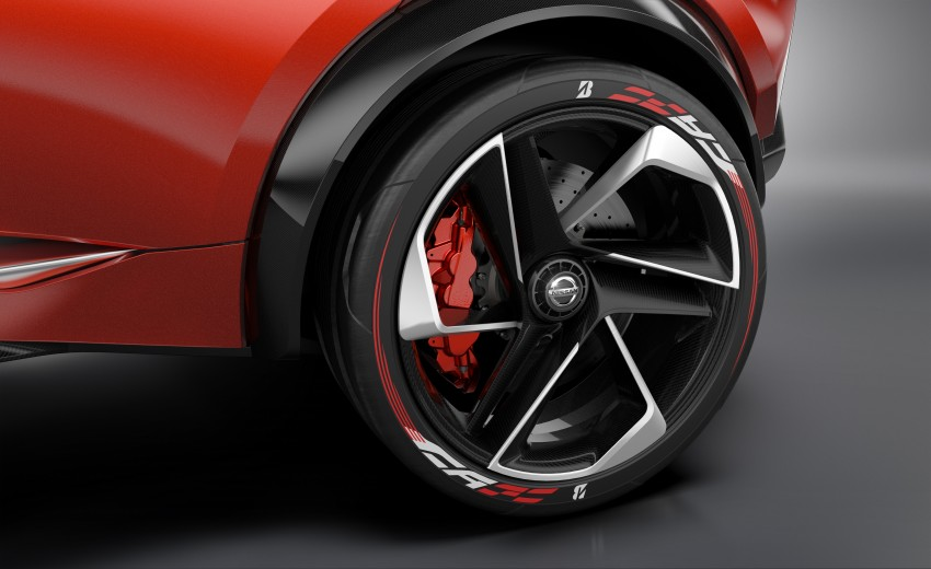 Frankfurt 2015: Nissan Gripz Concept finally debuts Image #380153