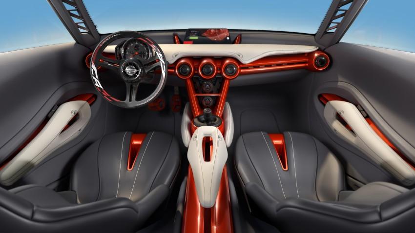 Frankfurt 2015: Nissan Gripz Concept finally debuts Image #380155